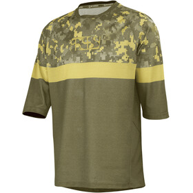 IXS Carve Air 3/4 Jersey Men turf/camo